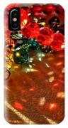Fractured Light II IPhone Case