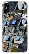 Fragmented Guggenheim Museum Bilbao IPhone Case