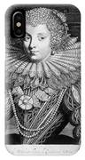 France: Noblewoman IPhone Case