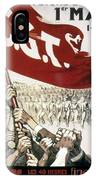 France: Popular Front, 1936 IPhone Case