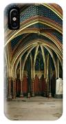France: Ste. Chapelle IPhone Case