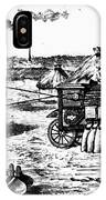 France: Steam Threshing IPhone Case