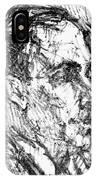 Francis Ponge (1899-1988) IPhone Case