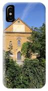 Franconian Village Church IPhone Case