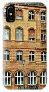 Frankfurt On A Rainy Day IPhone Case