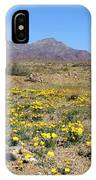 Franklin Mt. Poppies IPhone Case
