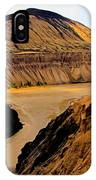 Fraser River Banks IPhone Case
