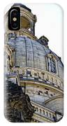 Frauenkirche - Dresden Germany IPhone Case