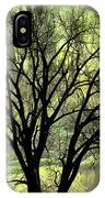 Freaky Tree 2 IPhone Case