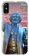 Frederick Douglass IPhone Case