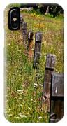 Fredricks Meadow IPhone Case