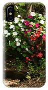 Free To Bloom IPhone Case