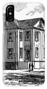 Freedmen School, 1868 IPhone Case