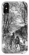 French Broad River, C1873 IPhone Case