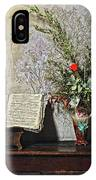 French Church Decorations IPhone Case