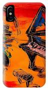 French Music IPhone Case