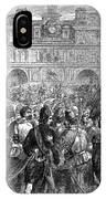 French Revolution, 1794 IPhone Case