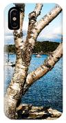 Frenchman Bay IPhone Case