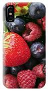 Fresh Berries IPhone Case
