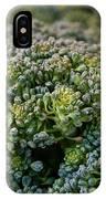 Fresh Broccoli IPhone Case