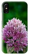 Fresh Chives IPhone Case