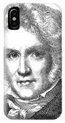 Friedrich Wilhelm Bessel IPhone Case