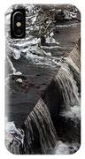 Frigid Falls IPhone Case
