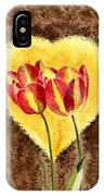 From Tulip With Love IPhone Case