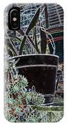 Front Porch Garden IPhone Case