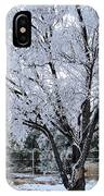 Frosted Tree IPhone Case