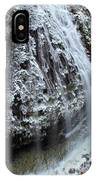 Frozen Narada Falls IPhone Case
