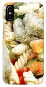 Frozen Pasta IPhone Case