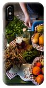 Fruit Arrangement IPhone Case