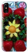 Fruit Flower IPhone Case