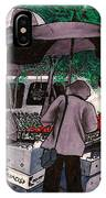 Fruit Vendor Brooklyn Nyc IPhone Case