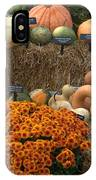 Fruits Of Fall IPhone Case
