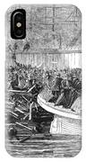 Fulton Ferry Boat, 1868 IPhone Case