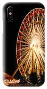 Fun At The Navy Pier IPhone Case