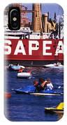 Fun On Chesapeake Bay IPhone Case