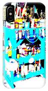 Funky Balinese Artist Toolkit  IPhone Case