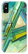 Interior Designers Abstract Lines Art Decorative G88gle Map Print IPhone X Case