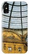 Galleria In Milan I IPhone Case