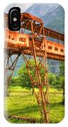 Gantry Crane IPhone Case