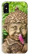 Garden Elf 2 IPhone Case