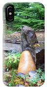 Garden Energy Rocks IPhone Case