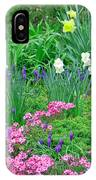 Garden Escape IPhone Case