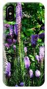 Garden Flowers 1 IPhone Case
