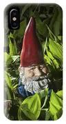 Garden Gnome No 0065 IPhone Case