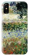 Garden In Bloom IPhone Case