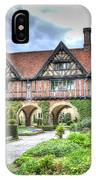 Garden Of Cecilenhof Palace Germany IPhone Case